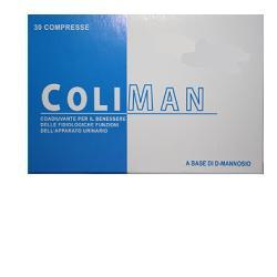 COLIMAN 30 COMPRESSE - Farmaseller