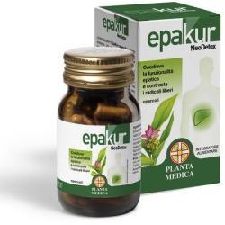 EPAKUR NEODETOX 50 OPERCOLI - Antica Farmacia Del Lago