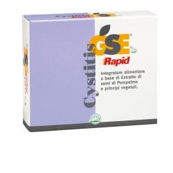 GSE CYSTITIS RAPID 30 COMPRESSE - Farmawing