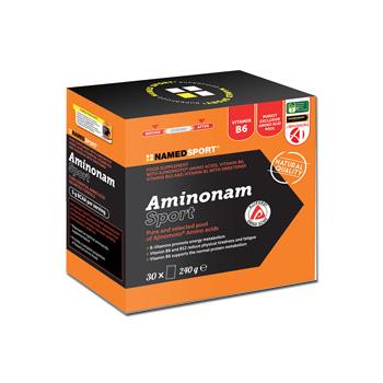 AMINONAM SPORT POLVERE 30BUSTE DA 8 G - farmaciadeglispeziali.it