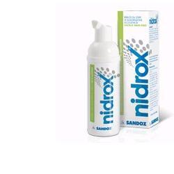NIDROX SCHIUMA TOPICA SALI DI ALLUMINIO FLACONE 50 G - Farmaciacarpediem.it