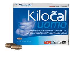 Kilocal Uomo Integratore 30 Compresse - latuafarmaciaonline.it
