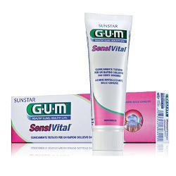 GUM SENSIVITAL GEL DENTIF 75ML - FARMAPRIME