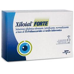 XILOIAL FORTE MONODOSE 20 MINICONTENITORI DA 0,5ML - Sempredisponibile.it