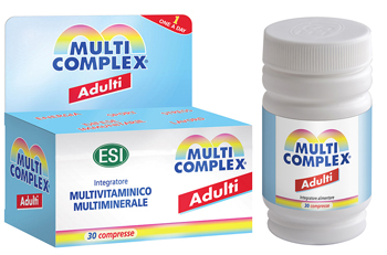 ESI MULTICOMPLEX ADULTI 30 COMPRESSE - Farmacia Massaro