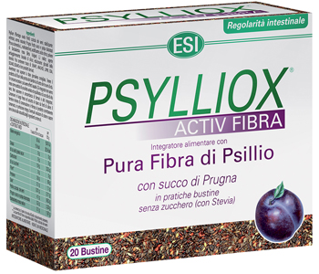 ESI PSYLLIOX ACTIV FIBRA 20 BUSTINE - Spacefarma.it