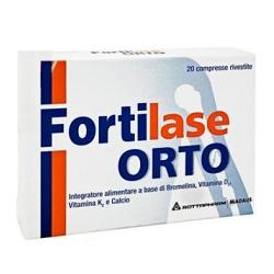 FORTILASE ORTO 20 COMPRESSE - La farmacia digitale