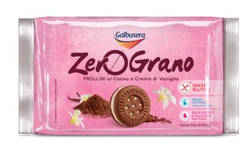 ZEROGRANO FROLLINI CREMA 160 G - farmaciadeglispeziali.it