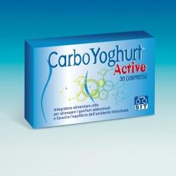 Carbo Yoghurt Active 30 Compresse - Sempredisponibile.it