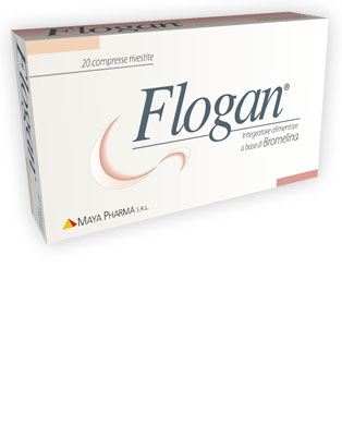 FLOGAN 20 COMPRESSE 12 G - Farmastop