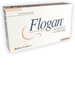 FLOGAN 20 COMPRESSE 12 G - Farmastar.it