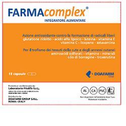 FARMACOMPLEX 15 CAPSULE - Farmacia Massaro