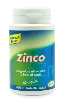 ZINCO 50 CAPSULE - farmaventura.it