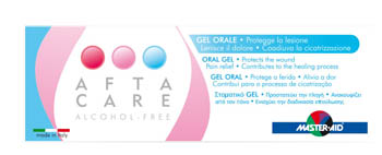 MASTER-AID AFTA CARE GEL 10 ML - Parafarmacia la Fattoria della Salute S.n.c. di Delfini Dott.ssa Giulia e Marra Dott.ssa Michela