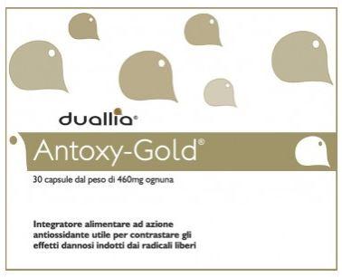 ANTOXY GOLD 30 CAPSULE - Farmabaleno