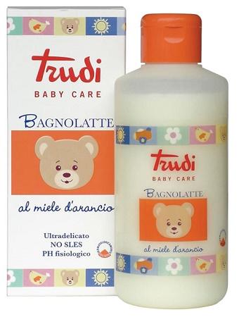 Trudy Baby Care Bagnolatte Al Miele Di Arancio - Farmacia Centrale Dr. Monteleone Adriano