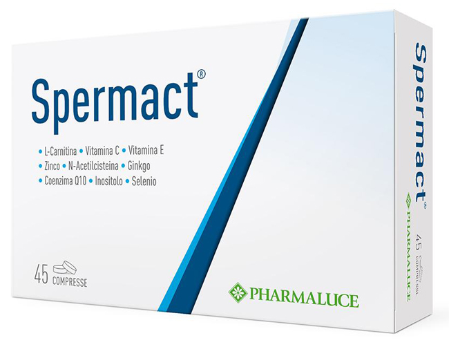 SPERMACT 45 COMPRESSE - Farmapage.it