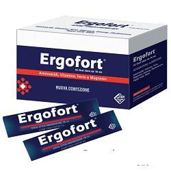 ERGOFORT 12 BUSTINE STICK PACK 10 ML - Farmaciacarpediem.it