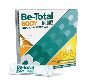 BE-TOTAL BODY PLUS 20 BUSTINE - Farmaci.me