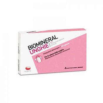 BIOMINERAL UNGHIE 30 CAPSULE TAGLIO PREZZO - Farmaci.me