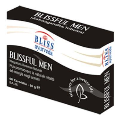 BLISSFUL MEN 60 COMPRESSE - DrStebe