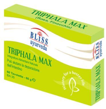 TRIPHALA MAX 60 COMPRESSE - DrStebe