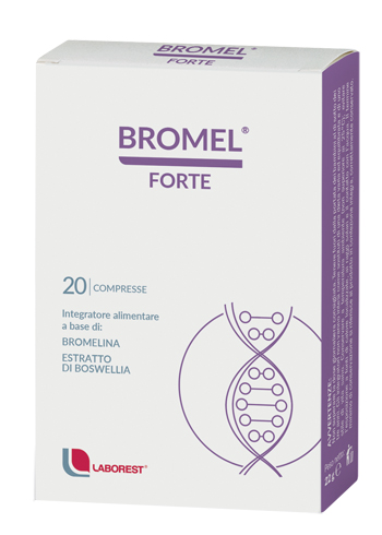 BROMEL FORTE 20 COMPRESSE - Farmapage.it