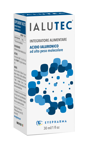 IALUTEC 30 ML - Farmastop