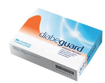 DIABEGUARD 20 COMPRESSE - Farmacia Giotti