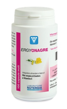 ERGY-ONAGRE VIT/OL ENOT 100CPS prezzi bassi