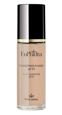 EUPHIDRA SKIN COLOR FONDOTINTA FLUIDO FF04 SABBIA - Farmaciasconti.it