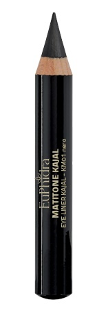 EUPHIDRA SKIN COLOR EYE LINER KAJAL KM01 NERO - La farmacia digitale
