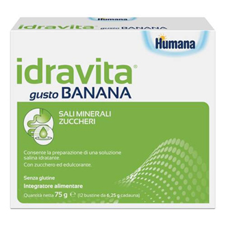 IDRAVITA INTEGRATORE 12BUSTE - farmaciadeglispeziali.it
