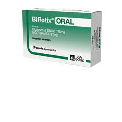 BIRETIX ORAL 30 CAPSULE - Farmacia Puddu Baire S.r.l.