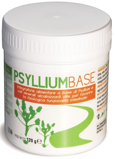 PSYLLIUM BASE POLVERE 120 G - Farmabenni.it