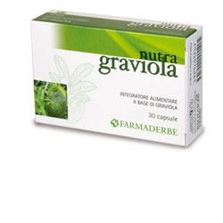 GRAVIOLA 30 CAPSULE - Farmafirst.it