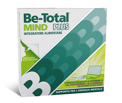 BE-TOTAL MIND PLUS 20 BUSTINE - Farmacia 33