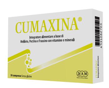 CUMAXINA 30 COMPRESSE - Farmacia 33