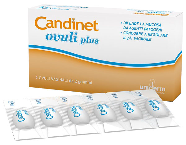 CANDINET 6 OVULI VAGINALI - Carafarmacia.it