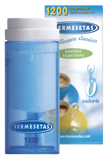 HERMESETAS ORIGINAL 1200 COMPRESSE - Farmawing
