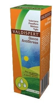 VALDISPERT GOCCE ANTISTRESS 30 ML - Parafarmacia Tranchina