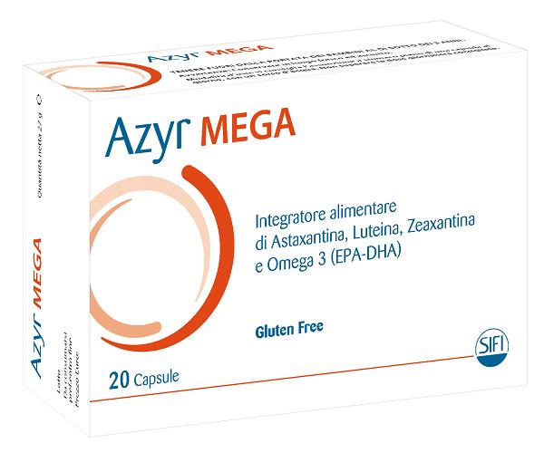 AZYR MEGA 20 CAPSULE - Parafarmacia Tranchina