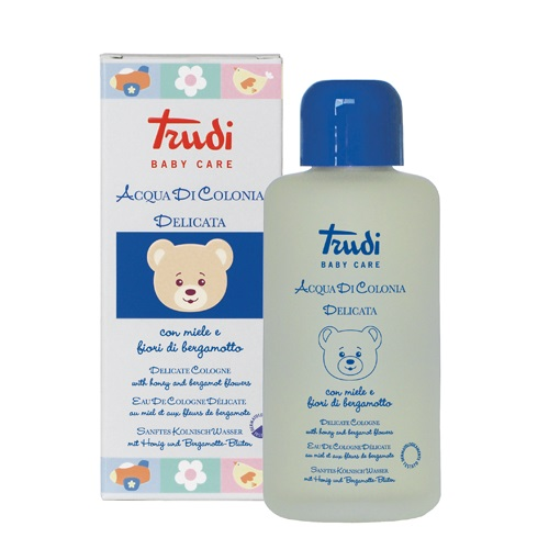 TRUDI BABY CARE COLONIA DELICATA 100 ML - farmaciadeglispeziali.it