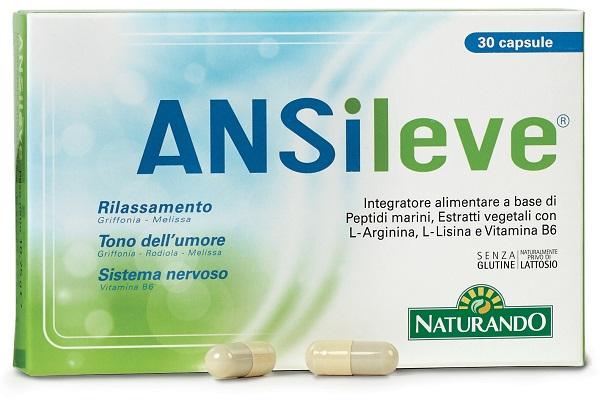ANSILEVE 30 CAPSULE - Farmaseller