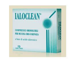 IALOCLEAN 30 COMPRESSE OROSOLUBILI 1,2 G - Farmaci.me