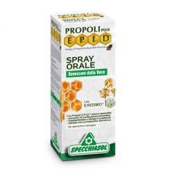 Specchiasol Propoli EPID Spray Orale con Erisimo Difesa Vie Respiratorie 15 ml - latuafarmaciaonline.it