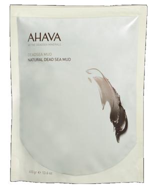 AHAVA FANGO NAT MAR MORTO 400G - Farmaseller