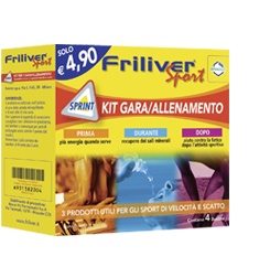 FRILIVER SPORT KIT SPRINT 4 BUSTINE 68 G - Farmastop