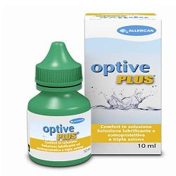 OPTIVE PLUS SOLUZIONE OFTALMICA 10ML - Farmapage.it