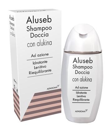 ALUSEB SHAMPOO 125 ML - Nowfarma.it